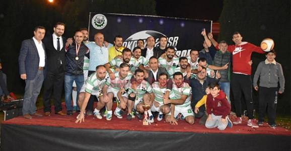 2. OSB'de Şampiyon Çamsan