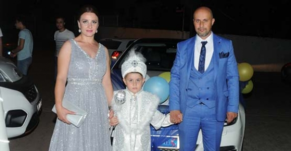Ahmet Çınar Delikanlılığa Adım Attı