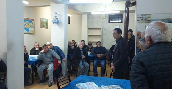 Ahmet Mercan Yenimahalle'de