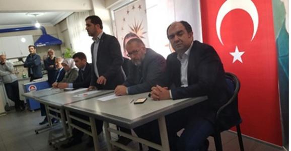 AK PARTİ HENDEK DANIŞMA MECLİSİ TOPLANTISI YAPILDI