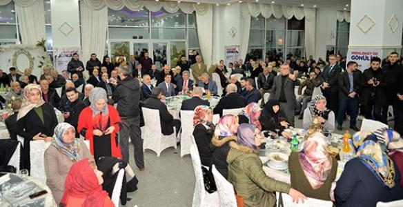 Ak Parti Hendek ilçe teşkilatı Seçim Çalışmalarına Devam Ediyor