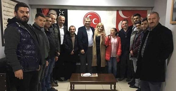 Akçay'dan Meclis Üyeliği Başvurusu