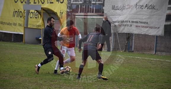 Akova Barışspor Son Saniyede 1-1