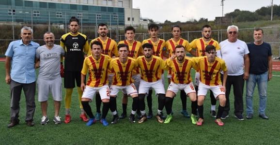 Akova Barışspor'dan Dört Dörtlük Hazırlık