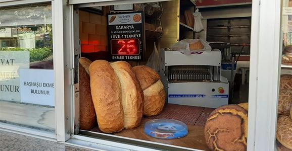 Askıda Ekmek Kampanyasına Destek
