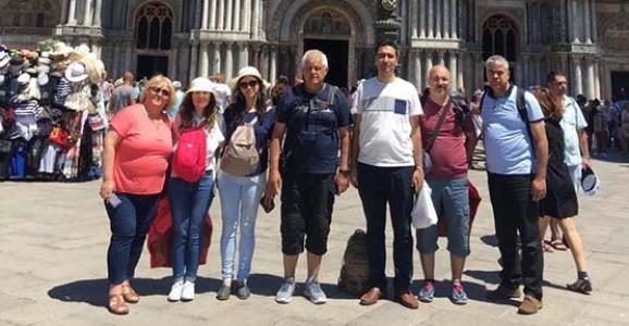 Atike Hanım Anadolu Lisesi İtalya Milano'da