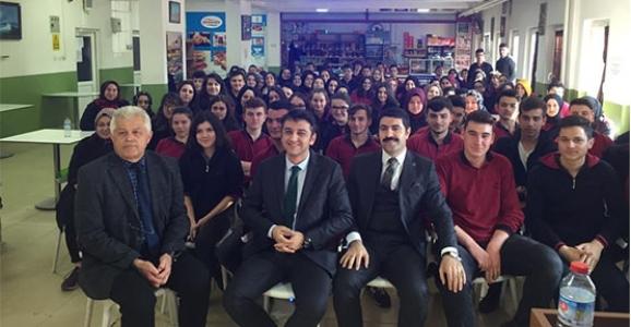 Atike Hanım Anadolu Lisesi'nde Kariyer Günleri
