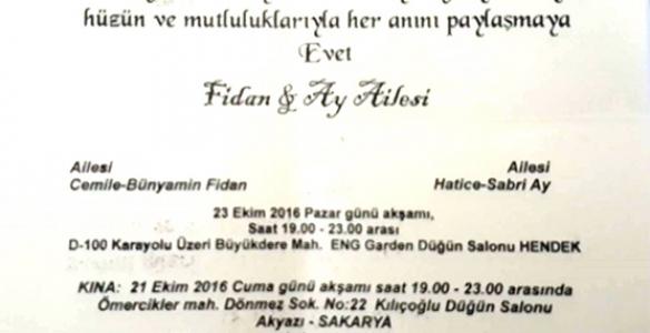 AV. AHMET AY EMEL'İNE KAVUŞUYOR