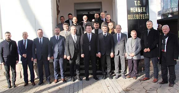 Babaoğlu'na Ankara'dan Güçlü Destek