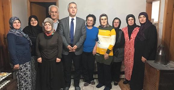 Babaoğlu'ndan SGK Mağduru İşçiye Ziyaret