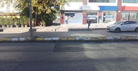 Bankalar Caddesi Yaya Geçidi İstiyor