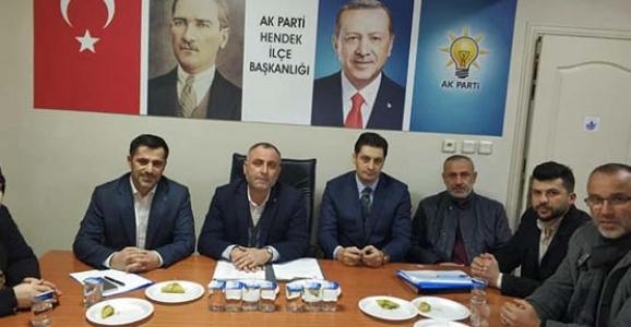 Başkan Tazim İlk Toplantısını Gerçekleştirdi