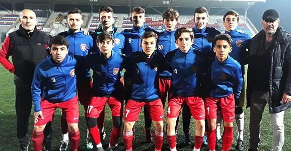 Boğazspor Gençlerinden 12 Gol