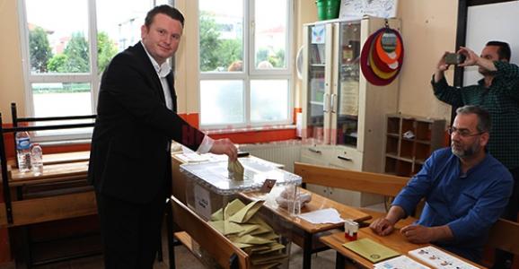 Bülbül'ü Teşkilat Üyeleri Yalnız Bırakmadı