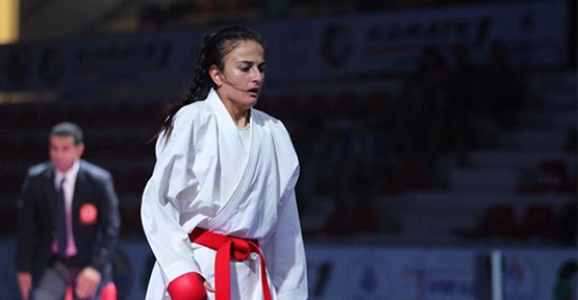 Büsra Tosun'un Olimpiyat Mesaisi