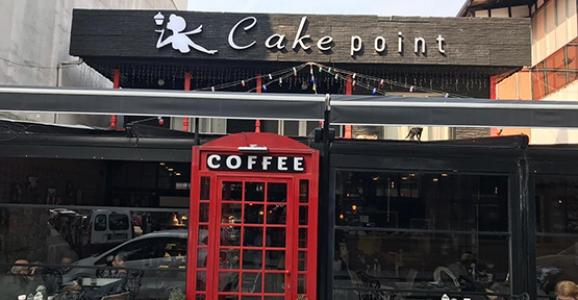 Cake Point Misafirlerini Bekliyor