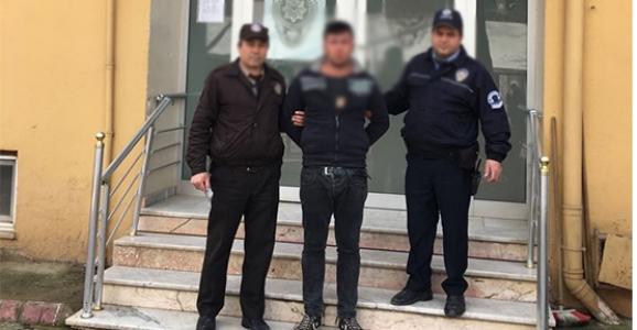 CAMİ FARESİ ( HIRSIZ) POLİSTEN KAÇAMADI