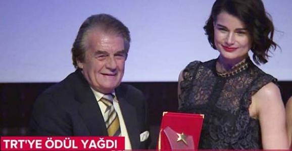 Canan Yener Reçber, En İyi Kadın Haber Sunucusu Seçildi