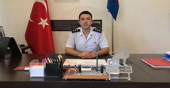 Candan'a Afrin Görevi