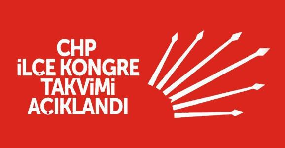 CHP'de Kongre Tarihi 21 Aralık