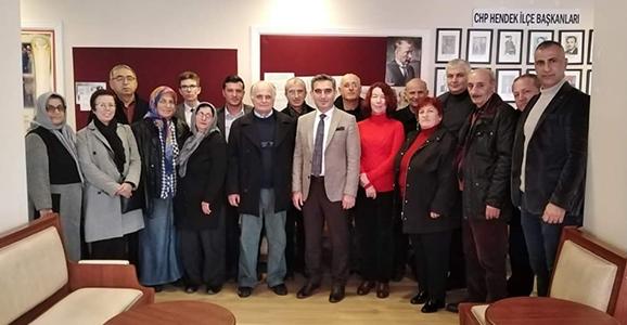 CHP'nin Yeni Yönetimi Görevi Devraldı