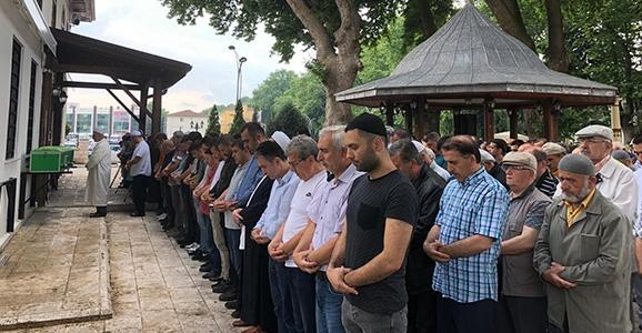 Çolak Dua'larla son Yolculuğuna Uğurlandı