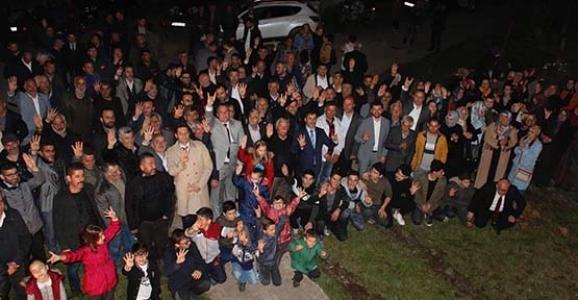 Cumhur İttifakı'ndan Kahraman Mahallesine Çıkarma