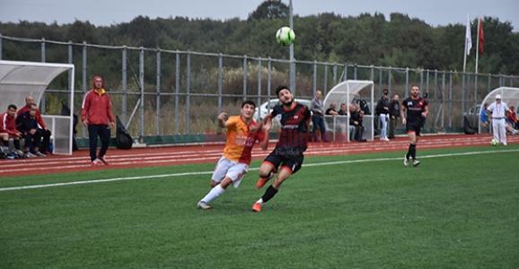 Derbi  Yeni Mahallespor'un 5-2