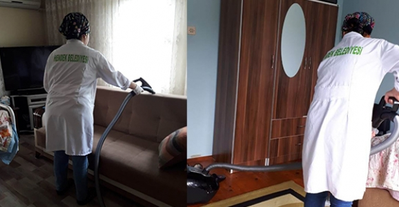 Engelli ve Yaşlılara Ev Temizliği Hizmeti