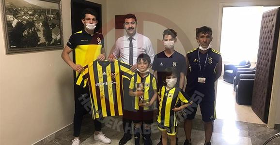 Fenerbahçe'li Sporcular Hendek'te
