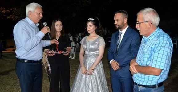 Gazeteci Davut Kaya Evliliğe ilk adımı attı