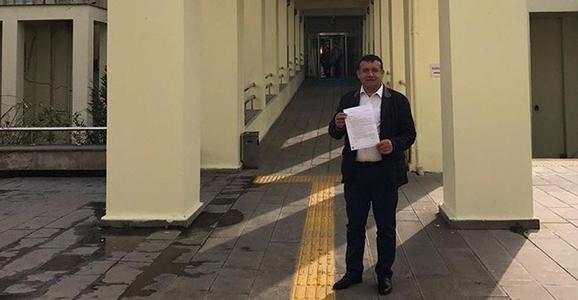 Gazeteci Topçu'nun Davası Düştü