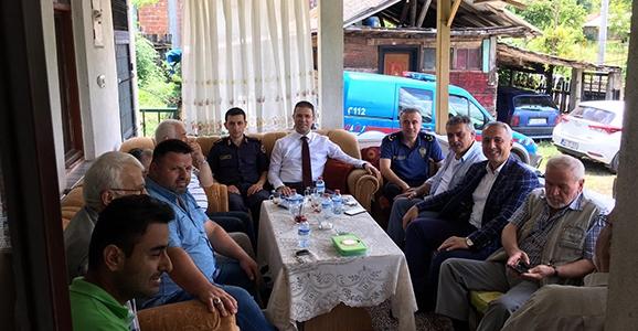 Güvenlik Toplantısı Gündoğan Mahallesinde Yapıldı