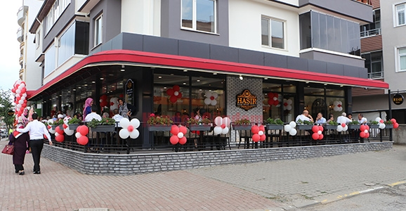 Hasır Gurme Restoran Açıldı