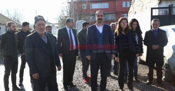 HDP'li Vekillerden Küstah Açıklama