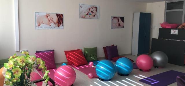 Hendek Devlet Hastanesinden anlamlı proje