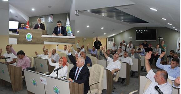 Belediye Meclisinde 15 Madde Karara Bağlandı