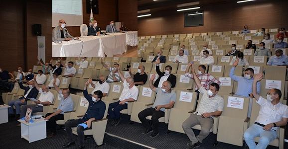 Hendek Meclisi 9 Maddeyi Karara Bağladı