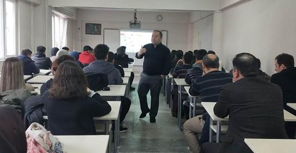 Hendek MYO'da İlk Ders Etkinlikleri Uzmanlarla Gerçekleştirildi