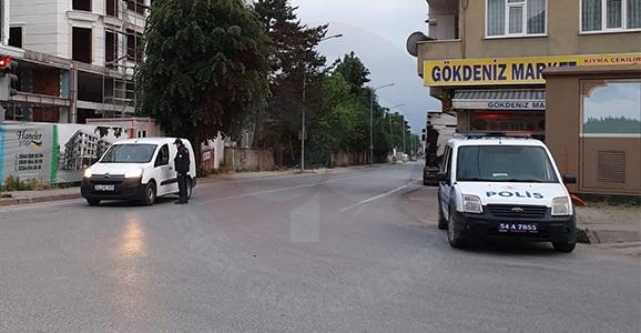 Hendek Polisinden Bayram Denetimi