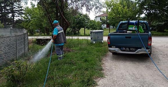 Hendek Sokaklarında Hummalı Çalışmalar