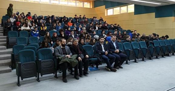 Hendek TÜGVA Genç Türkiye Kongresinde