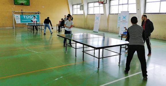 Hendek Tügva'dan Masa Tenisi Turnuvası
