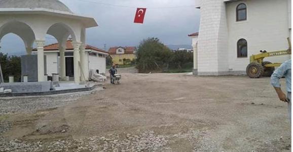 Hendek Yeni Mahalle Cami İbadete Açılacak