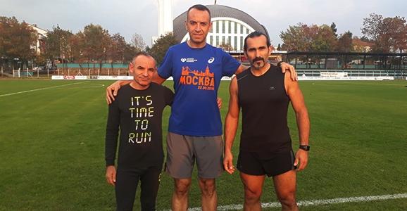 Hendekli Atletler Çocuklar İçin Koşacaklar