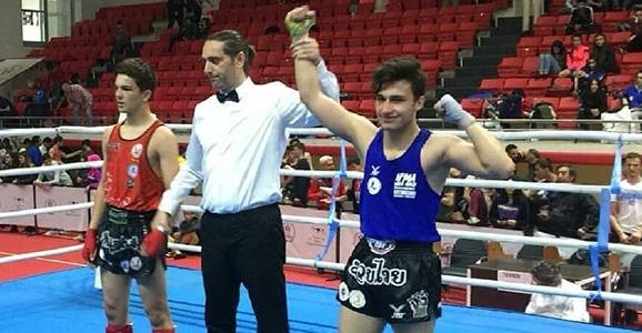 Hendekli Enes Türkiye Şampiyonu