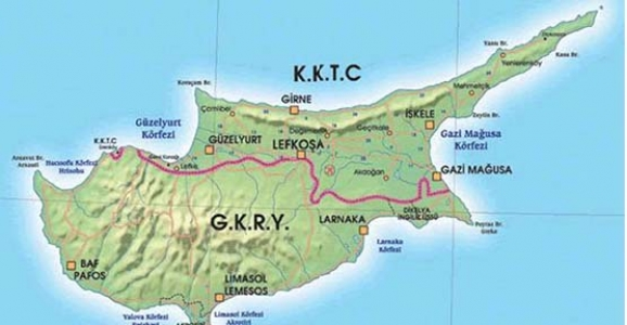 Hendekli Gaziler Kıbrıs'a Gidiyor