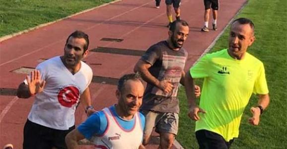 Hendek'li Maratoncular İstanbul Maratonuna Hazır