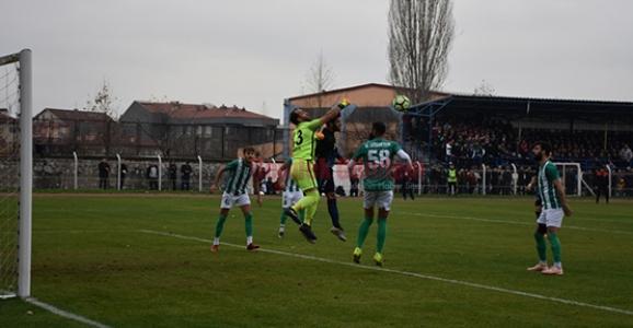 Hendekspor İlk Yarıyı Lider Kapattı