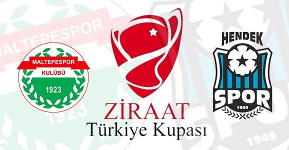 Hendekspor'un Türkiye Kupası Maçı 28 Ağustos'ta